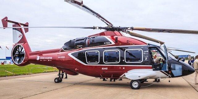 Премьерный показ вертолёта Ка-62 состоится наВосточном экономическом пленуме