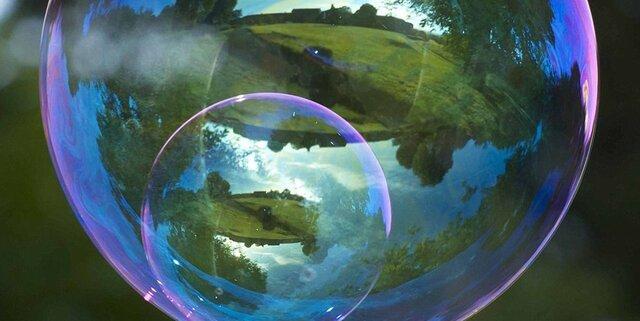 Мировые ЦБ создают пузыри в пузырях