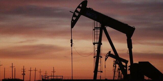 Цена нефти Brent впервый раз с19апреля превысила $55 забаррель