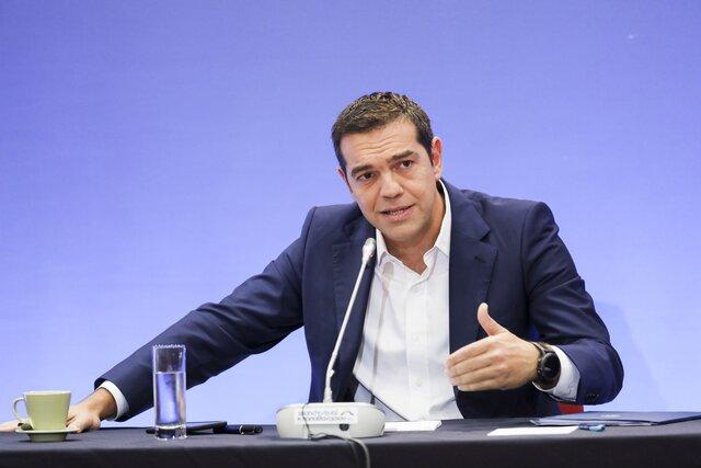 Ципрас: Греция сможет прожить без МВФ