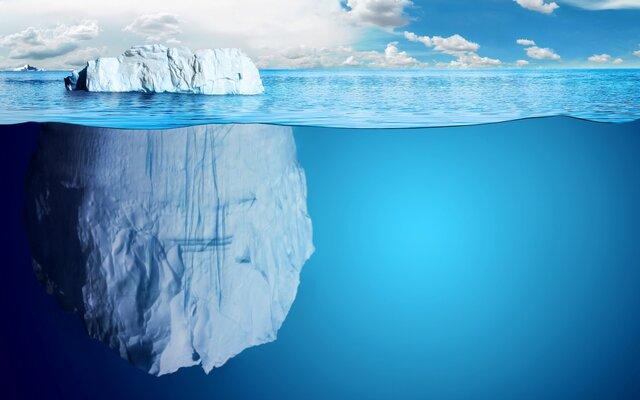 Вести Экономика ― Роснефть научилась буксировать айсберги в Арктике  Впервые в России была проведена апробация уникальной технологии по изменению траектории дрейфа айсбергов путем внешнего воздействия