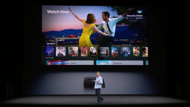 Обновленная AppleTV получит процессор А10Х