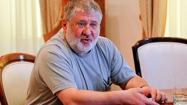 Суд в Киеве арестовал часть активов Коломойского