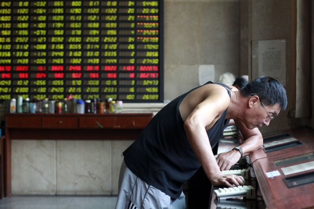 Рынки Азии снижаются после слабой статистики из КНР
