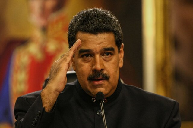Мадуро: Поглядите намой профиль— я похож наСталина