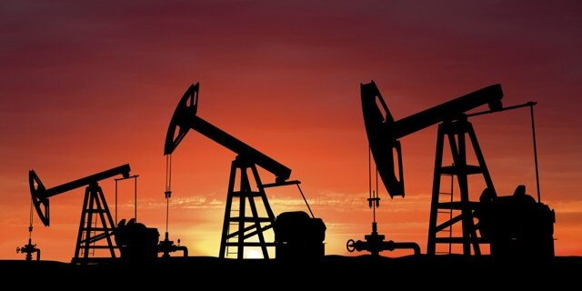 Цены нанефть незначительно уменьшились
