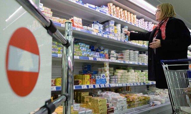В РФ стали находить вдвое больше санкционных продуктов— ФТС