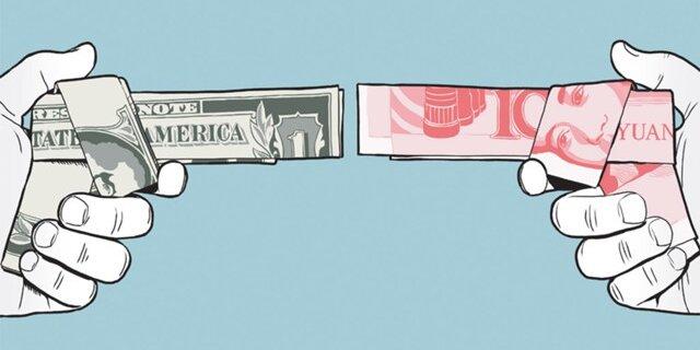 Безумные санкции США против Китая угрожают доллару