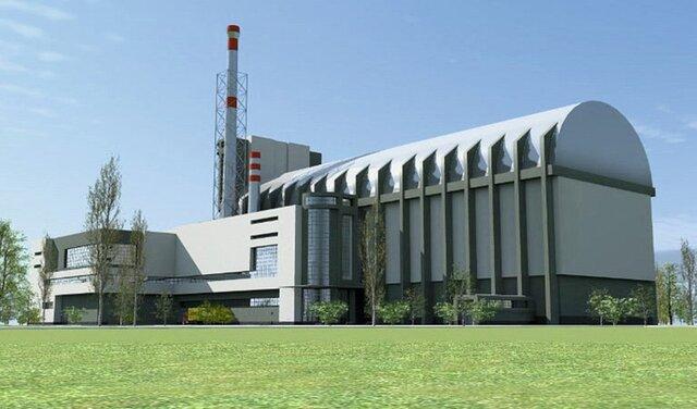 """""""Росатом"""" строит уникальный ядерный реактор"""