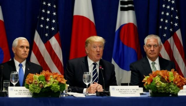 Трамп объявил о новых санкциях США против КНДР