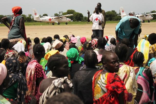 ФАО: 37 стран нуждаются в продовольственной помощи
