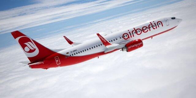 AirBerlin назвала потенциальными покупателями easyJet либо Lufthansa