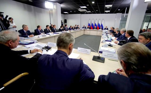 Путин объявил о реструктуризации кредитов регионов