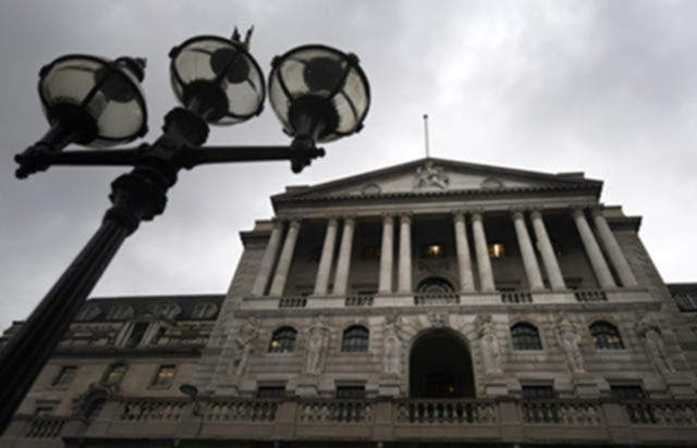 Банк Англии попросил кредиторов увеличить капитал