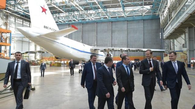 Кабмин РФ утвердил рост авиаэкспорта до $7,7 млрд
