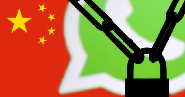 СМИ: Китай полностью заблокировал WhatsApp