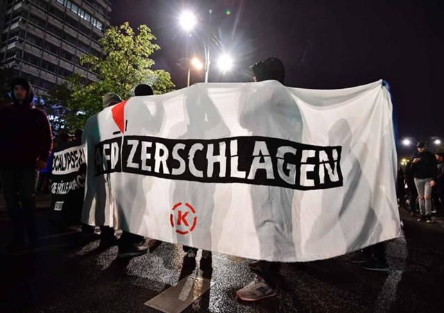 Евреи бьют тревогу из-за националистов в бундестаге