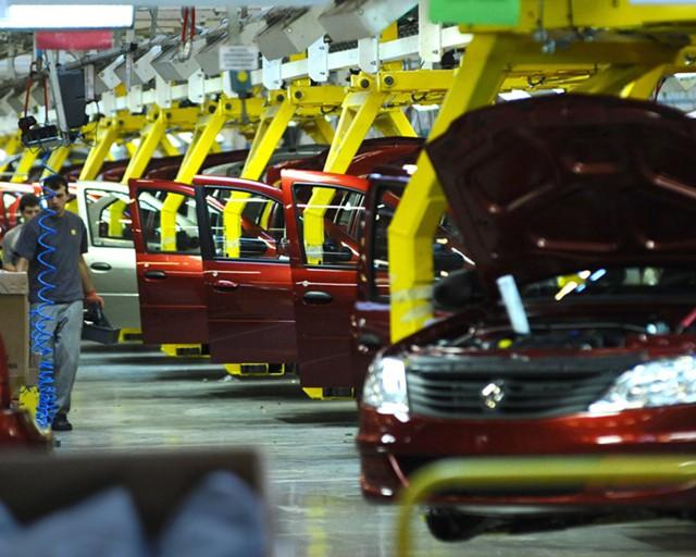 Доля автомобилей российской сборки выросла до 82,2%