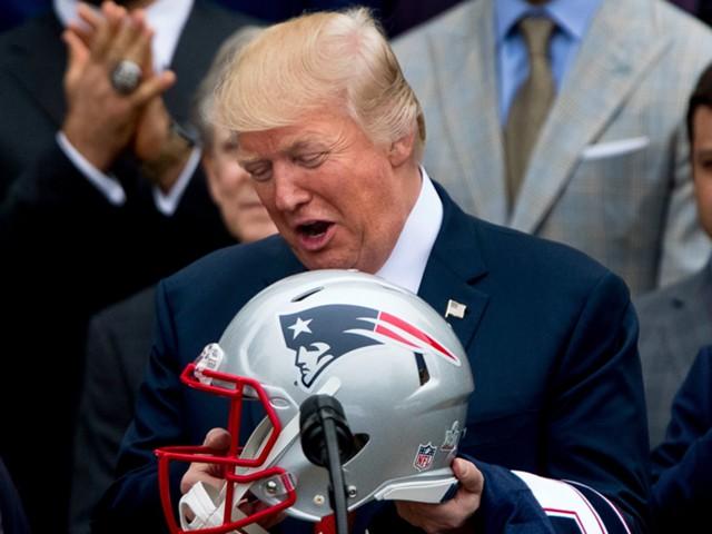 Трамп vs НФЛ: политика, деньги и разъяренные фанаты