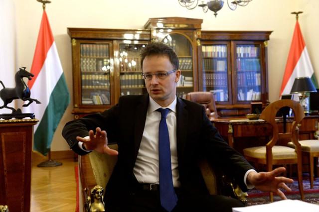 Венгрия пообещала блокировать евроинтеграцию Украины