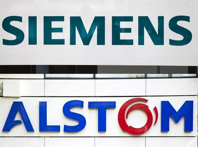 Siemens рассматривает многомиллиардное объединение сфранцузским конкурентом Alstom