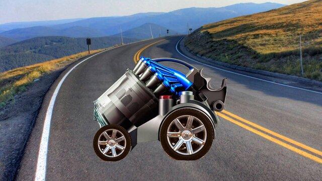 Производитель пылесосов Dyson в 2020-ом представит собственный электромобиль