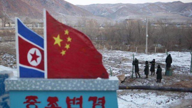 Китай сворачивает совместные предприятия с КНДР