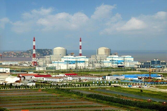 Энергоблок №3 Тяньваньской АЭС выведен наминимально контролируемый уровень мощности