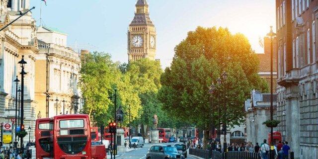 Цены на дома в Лондоне упали впервые за 8 лет
