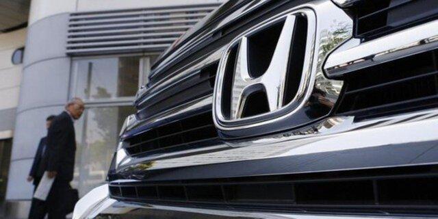 Хонда начетверть сократит производство вЯпонии