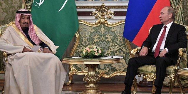 Монарх Саудовской Аравии посетит столицуРФ 5октября