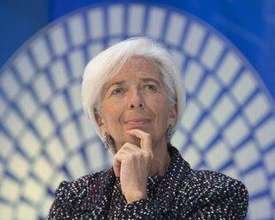 Лагард: рост мировой экономики набирает обороты