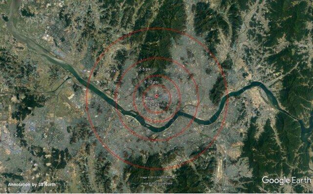 Народ КНДР требует наказать США «огненным градом»