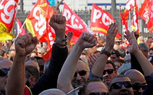 МИД предупредил озабастовках вЕС 10