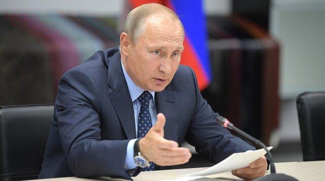 Путин поручил подготовить программу реструктуризации долгов регионов