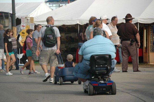 ВОЗ: Число детей сожирением возросло в10 раз