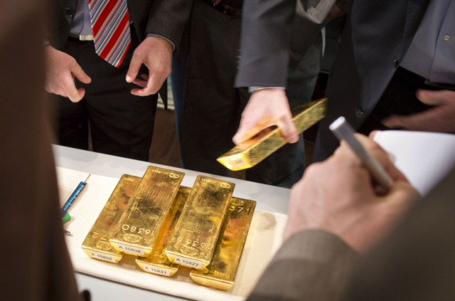 Лондон теряет свою власть на рынке золота?