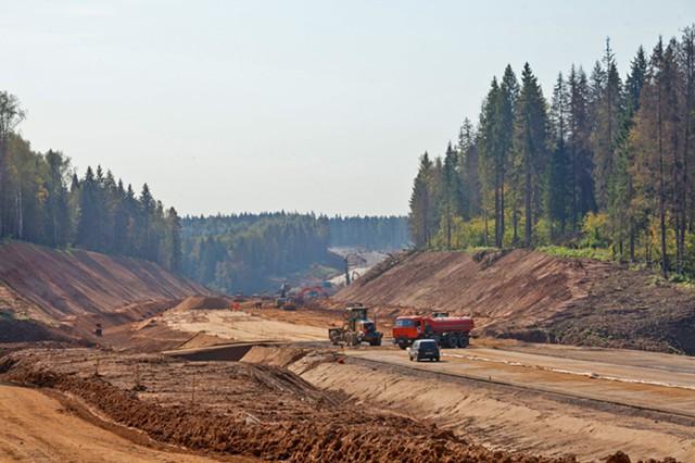 Частные инвесторы вложили в дороги РФ 110 млрд руб.