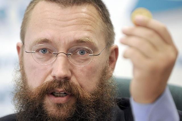 Бизнесмен Стерлигов объявил о выпуске криптомонеты