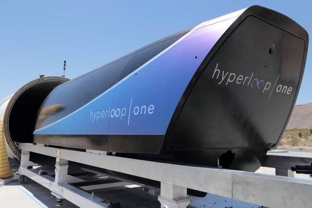 Компания Virgin иРичард Брэнсон подписали сотрудничество сHyperloop One