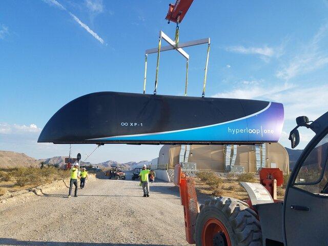 Миллиардер Ричард Брэнсон вложился вHyperloop One