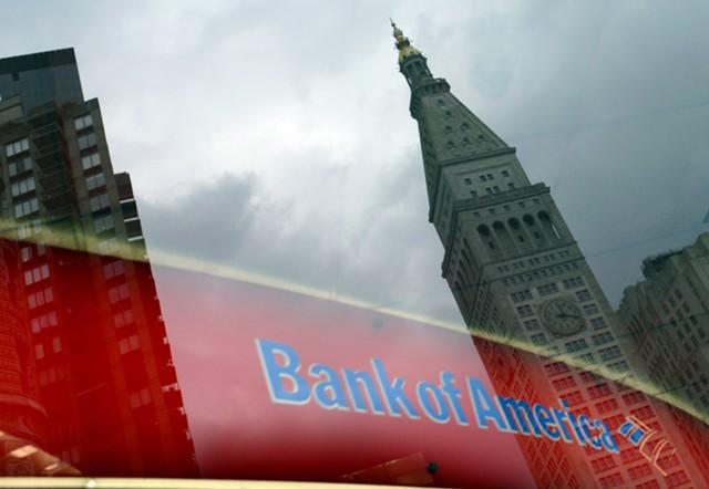 Прибыль Bank of America достигла максимума за 6 лет
