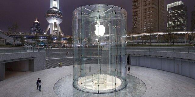 Китайская компания обвинила американскую Apple вкраже технологий