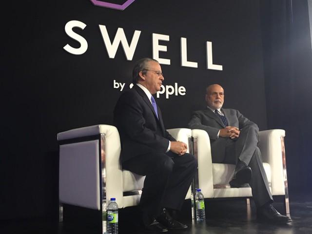 Экс-глава ФРС поддержал развитие блокчейна