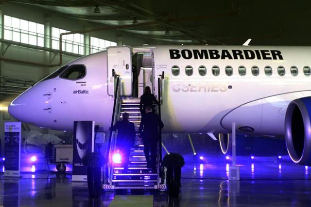 Bombardier может запустить СП с Airbus