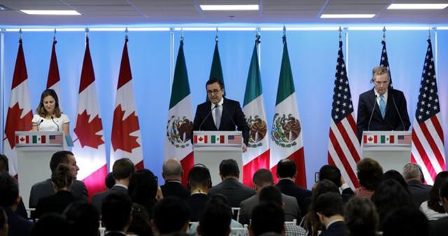 Министры торговли стран НАФТА готовы к спорам с США