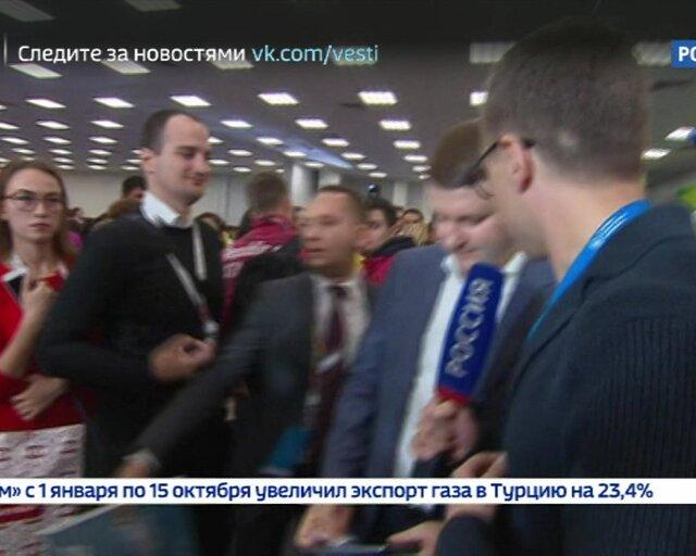 Представитель молодежи России Максим Орешкин о трендах экономики