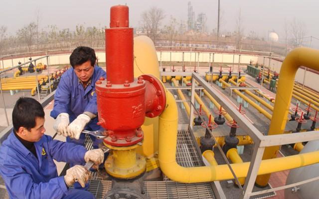 Китай станет крупнейшим в мире потребителем газа