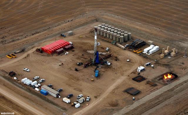 Добыча нефти в США: максимальное падение за 5 лет
