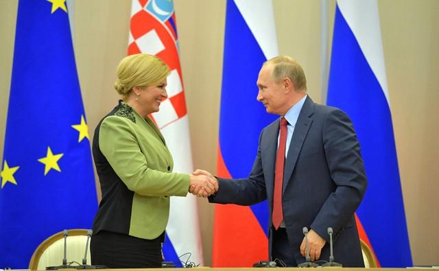 РФ и Хорватия подписали соглашения о сотрудничестве